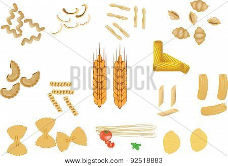 sheet of pasta varies