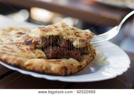 Balkan delicacy - cevapi