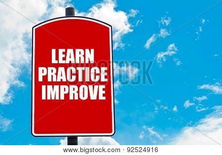 Learn Improve Practice