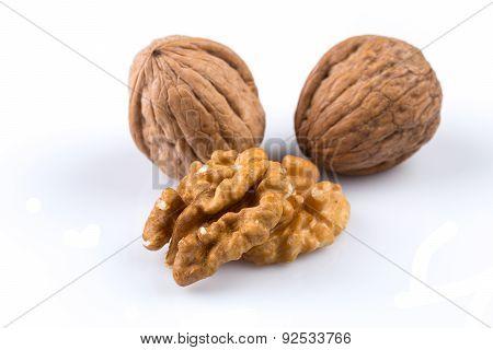 Dried Walnut