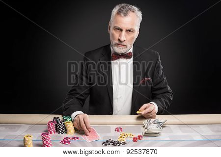 Concept for poker game and gambling