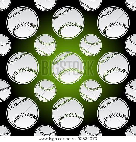 Seamless Baseball Balls
