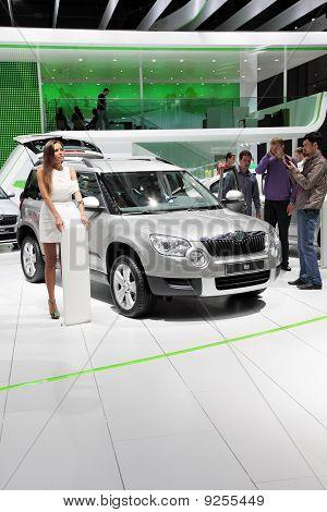 Moscow International Motor Show 2010