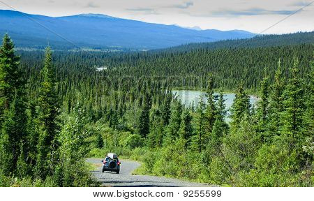 North Canol Road, Yukon-Territorium, Kanada