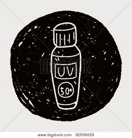 Sunscreen Doodle