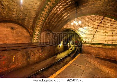 City Hall Station - New York City
