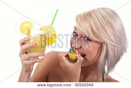 Women With Cocktail