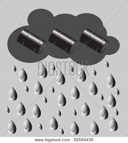 Petroleum Rain