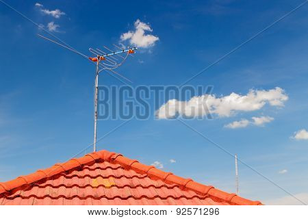 Old Tv Antenna