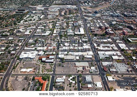 Downtown Scottsdale, Arizona