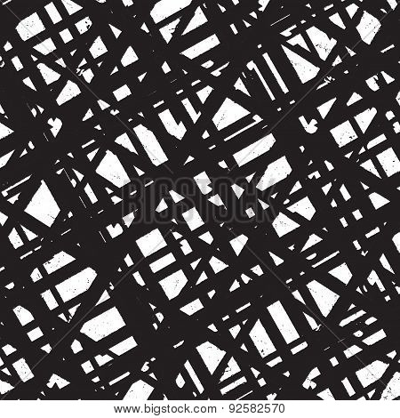 Grid Background Chaos