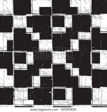 Texture Checker Grunge