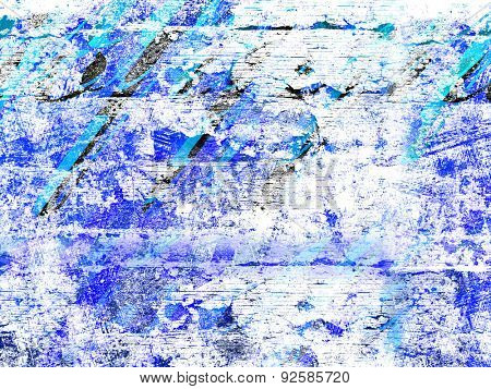 colorful abstract layered grunge texture