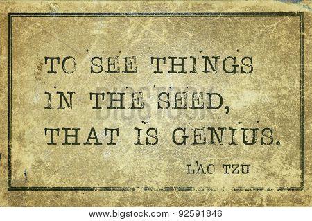 Genius Lt