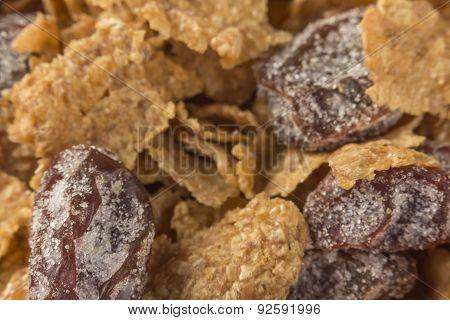Bran Cereal Raisins