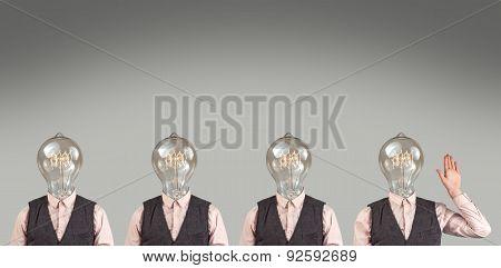Lightbulb Heads