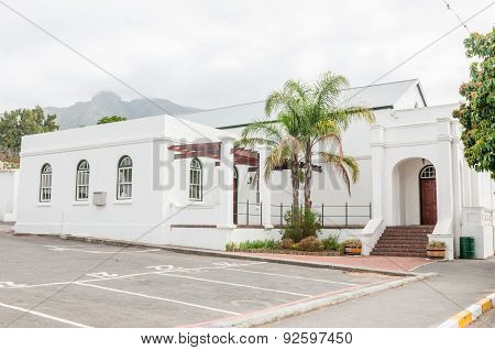 Offices Of The Swellendam Municipality