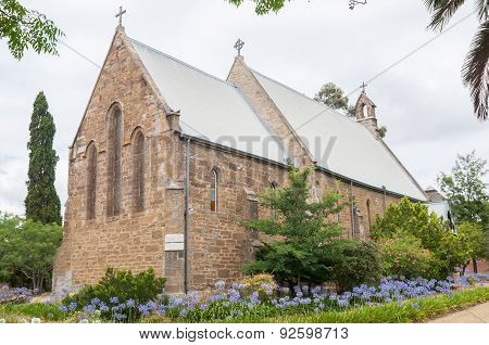 St. Matthews Anglican Church, Riversdale