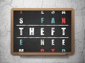 image of theft  - Safety concept - JPG