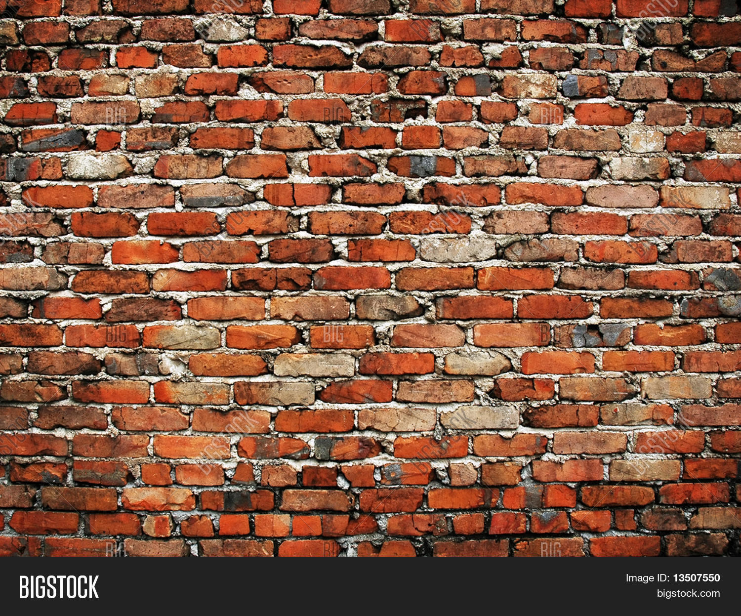 Imagen y foto fondo de pared de ladrillo antiguo bigstock - Pared de ladrillo ...