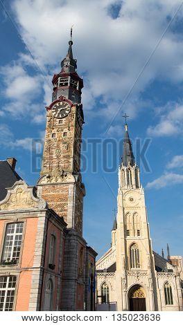 Sint - Truiden Town Hall
