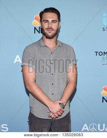 LOS ANGELES - JUN 16:  Grey Damon arrives to the