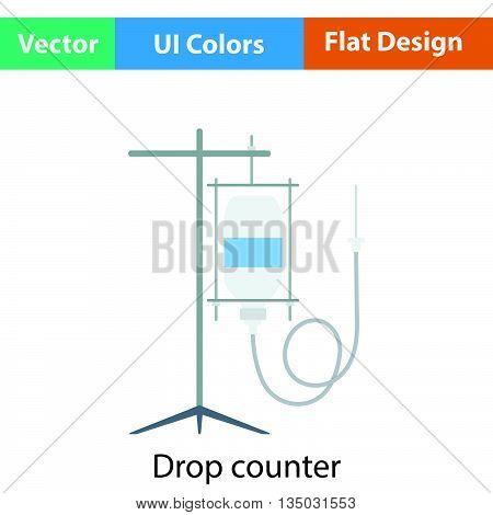 Drop Counter Icon