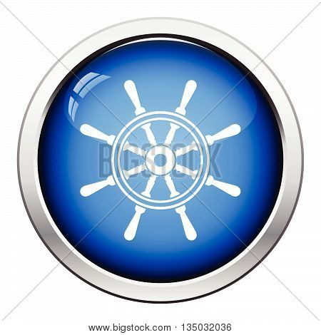 Icon Of  Steering Wheel