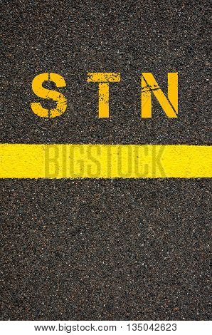 Stn Three Letters Airport Code