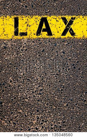 Lax Three Letters Airport Code