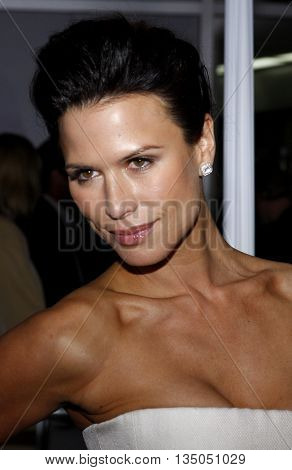 Rhona Mitra at the World Premiere of 'Underworld: Rise of the Lycans' held at the ArcLight Cinemas in Hollywood, USA on January 22, 2009.