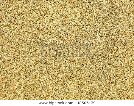 gold stone wall background