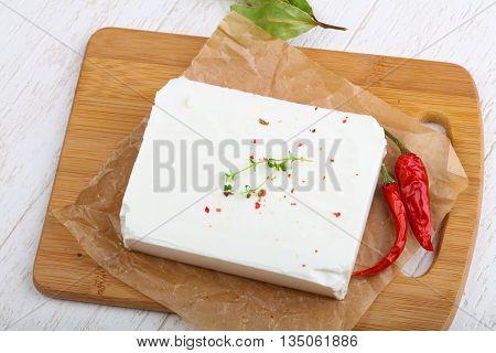 Feta Brick Cheese