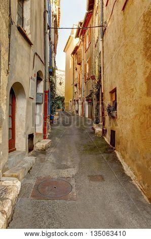 Nice, France - October 22, 2011, Street