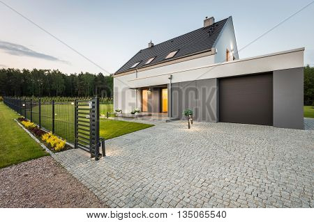Nice Family House At Quiet Area