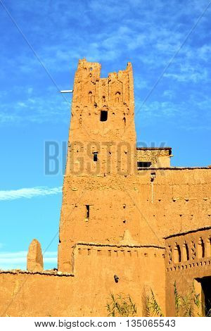 Africa   Histoycal Maroc  Old Construction  And