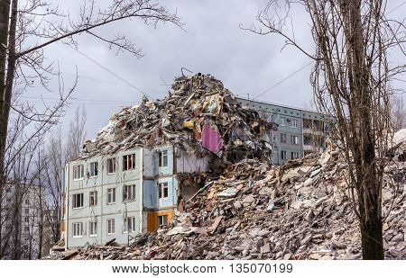 Demolition House.