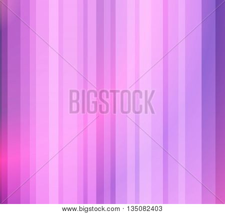 Lights of Aurora Borealis Vector Abstract Purple Background