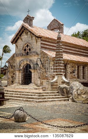 Altos de Chavon village La Romana in Dominican Republic