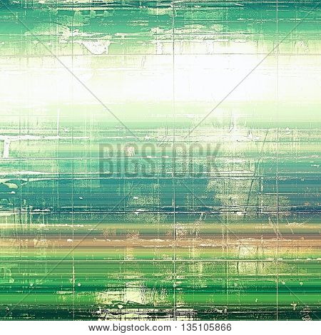 Ancient textured background or shabby backdrop. With different color patterns: yellow (beige); green; blue; white; cyan