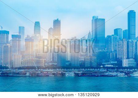 Cityscape of Chongqing