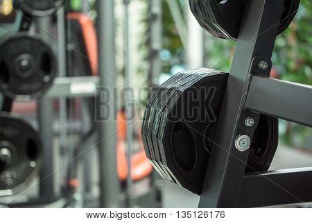 Sport Gym Equipment