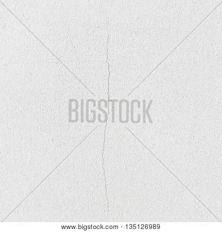 White plaster cracker concrete wall for background great for your design and texture background