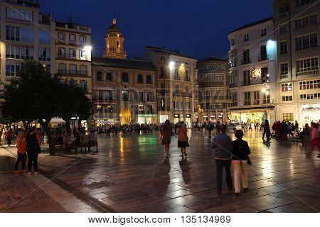 Malaga Night