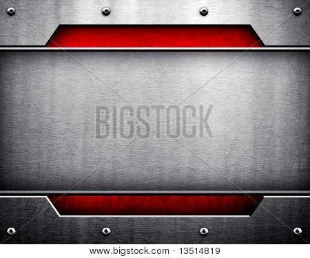 modern metal template
