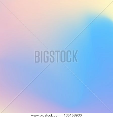 Holographic texture vector background. Vector abstract illustration.