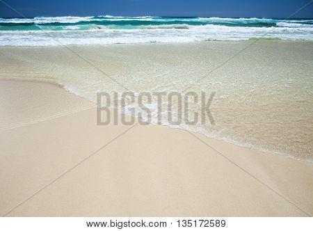 Perfect Beach Background