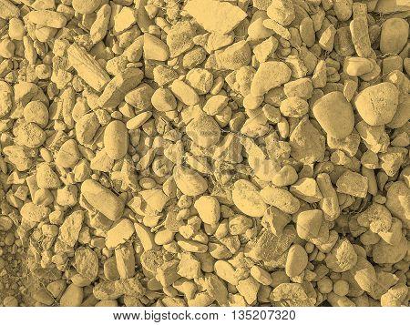 Stone Background Sepia