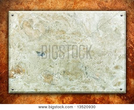 stone tablet background