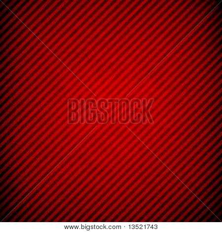 red background with stripe pattern